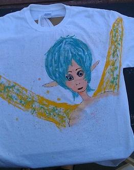 MyFairyTshirt