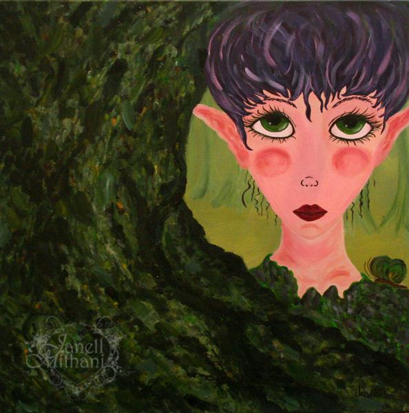 Moss by Janell Mithani