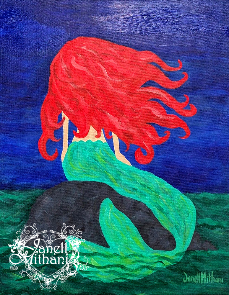 MermaidPaintingLW